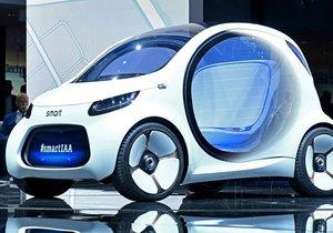 Otonom modeli Smart Vision EQ tanıtıldı