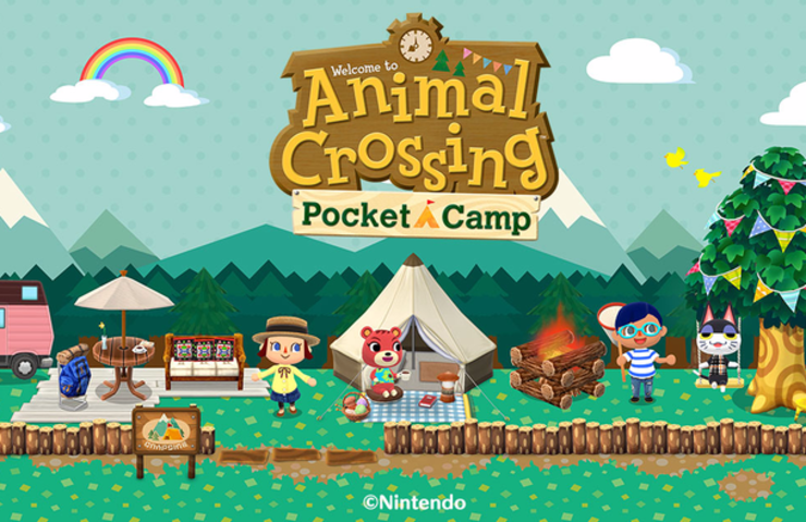 ANİMAL CROSSİNG: POCKET CAMP AKILLI TELEFONLARA GELİYOR
