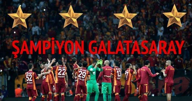 Galatasaray şampiyon oldu, sosyal medya yıkıldı