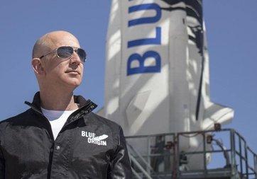 Jeff Bezos açıkladı: Gelecekte 1 trilyon insan...
