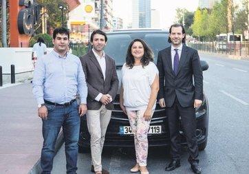 Uber'e yerli rakip: YOLO