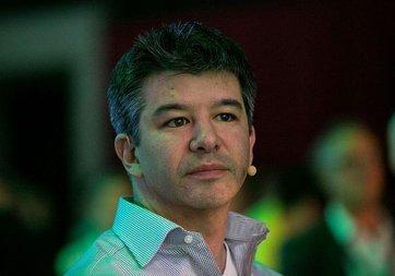 Uber CEO'su sonunda istifa etti