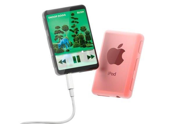 iPod Nano'ya yeni bir bakış açısı