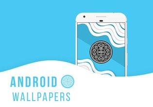 Android 8.0 Oreo duvar kağıtları