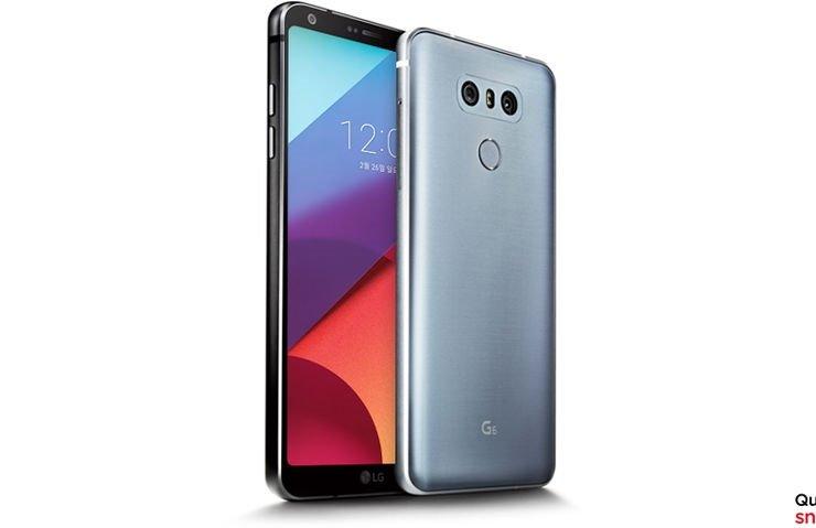 LG G6'DAKİ SNAPDRAGON 821'İN ARKASINDA GALAXY S8 Mİ VAR?
