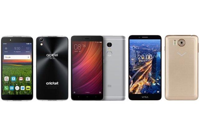 1000 TL'ye alınabilecek en iyi akıllı telefonlar!
