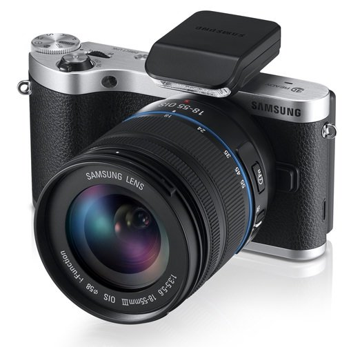 Samsung NX3600, CES 2013'te görücüye çıktı