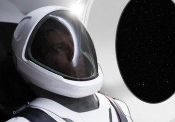 İşte karşınızda SpaceX astronotlarının giyeceği uzay giysisi