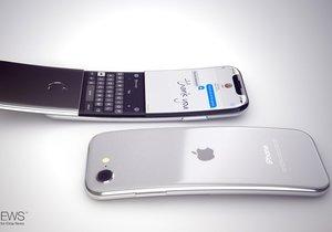 Kavisli iPhone böyle mi olacak?