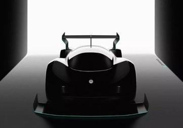Volkswagen elektrikli yarış arabası geliştiriyor!