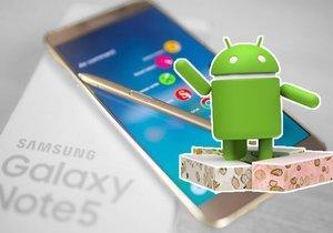 Galaxy Note 5'in Nougat sonrası değişen klavyesi nasıl düzeltilir?
