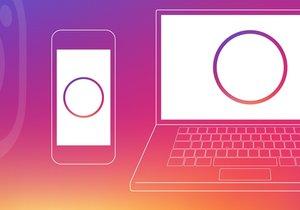 Instagram Hikayeleri'ne portre modu