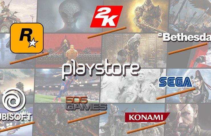 Playstore'da büyük yıl sonu indirimleri başlıyor