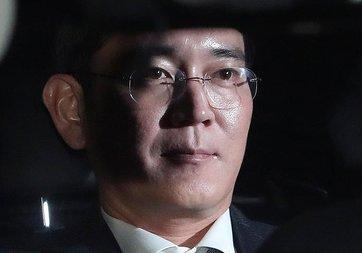 Samsung'un varisi 1 yıl sonra hapisten çıktı!