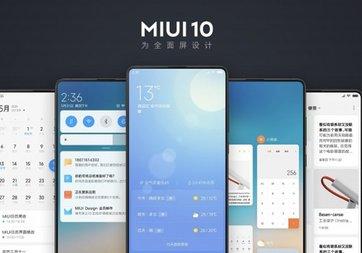 Xiaomi MIUI 10 güncellemesi alacak olan telefonlar