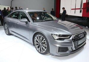 Yeni Audi A6'nın dünya prömiyeri gerçekleşti