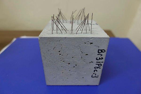 Depremlerde can kaybını 'akıllı beton' önleyecek!