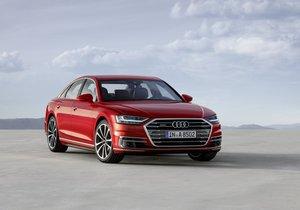 Yeni Audi A8 ile tanışın!