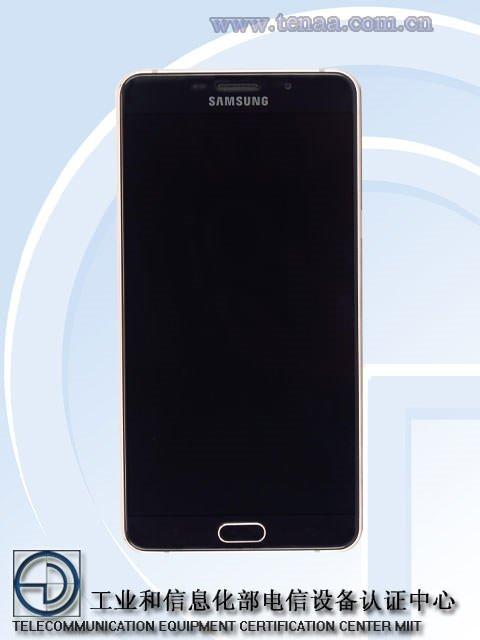 Samsung Galaxy A9 Pro'nun detaylı görselleri ortaya çıktı