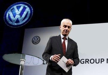 Volkswagen CEO'su Müller'den 'skandal dizel testi' açıklaması geldi