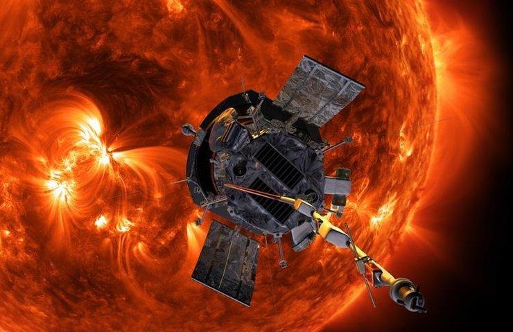 NASA'NIN GÜNEŞ 'KAŞİFİ' SONUNDA YOLA ÇIKTI
