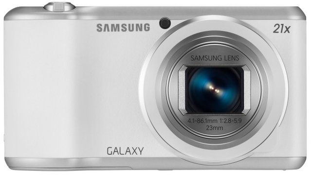 Android'li Samsung Galaxy Camera 2