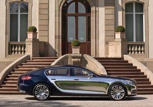 Bugatti dört kapılı spor otomobil çıkarabilir