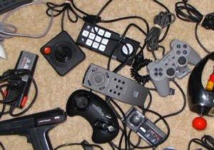 Video oyun tarihinin en garip kontrolcüleri