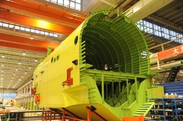 Dünyanın en büyük amfibik uçağı Mayıs'ta uçacak