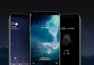 Samsung Galaxy S9+ render'ları sızdı!