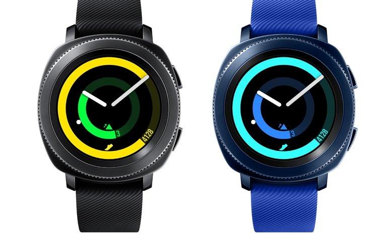 Samsung'tan yeni giyilebilir cihazlar: Gear Sport, Gear Fit2 Pro ve Gear IconX