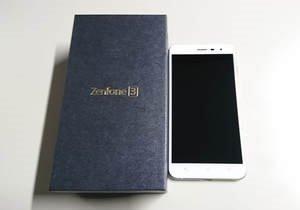 Asus ZenFone 3'ün fotoğrafları
