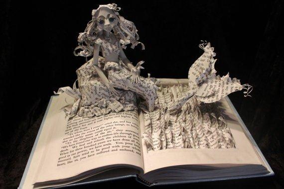 İşte bu da kitap sanatı