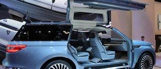 43. Kanada Uluslararası Otomobil Fuarı kapılarını açtı