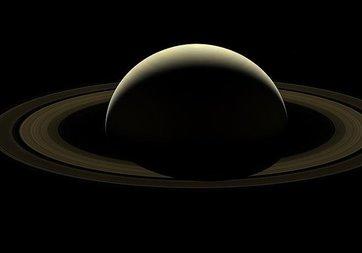 Cassini, Satürn'e son bakışını attı