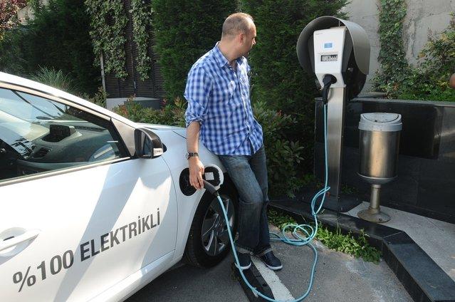 %100 Elektrikli Renault Fluence Z.E.