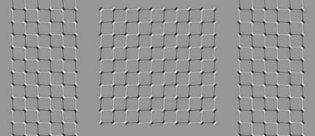 İnsan beynini kandıran müthiş optik illüzyonlar!
