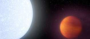 Şimdiye kadar bilinen en sıcak gezegen keşfedildi!