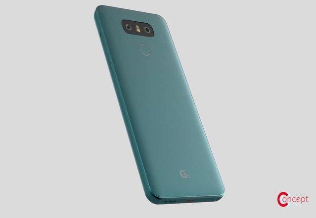 LG G6'nın detaylı render görselleri yayınlandı